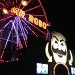 Mr. Robot Ferris Wheel